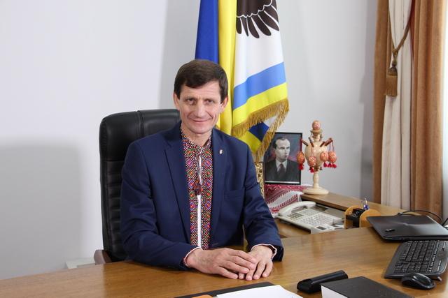 3964c042b26e45 Великоднє привітання голови обласної ради Олександра Сича - Івано ...