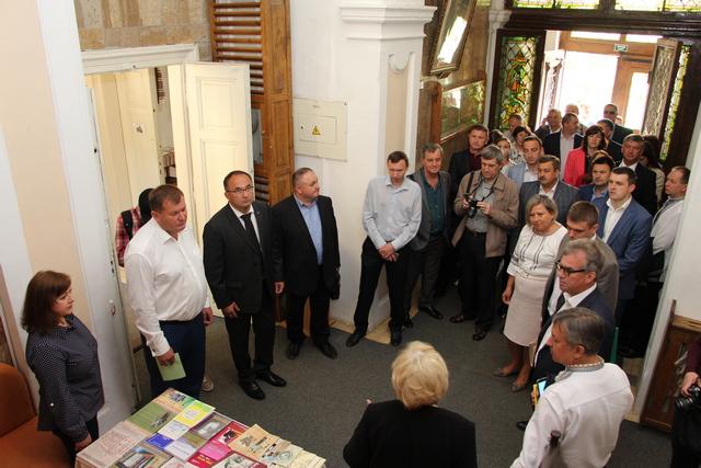 У Коломиї обговорили проблеми прикарпатських театрів та музеїв (фоторепортаж)